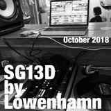 October 2018 @ The Loft SG13D