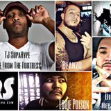 TJ SupaHype LIVE FROM THE FORTRESS w/ Louie Poison, Beanzo, Diego Herrera & Juicy 11/7/17