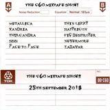 HRH Radio - The C60 Mixtape Show 25th September 2018
