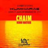 Henri Matisse and Chaim - Live at Sunset Session, Kumharas, Ibiza (21-07-2016)