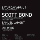 Samuel Lamont - Plasma Future 07/04/12