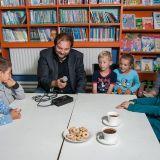 """Polska Tygodniówka NEAR FM z wizytą w Polskiej Szkole w Wexferd, czyli """"o czym mówią Dzieci"""" ..."""