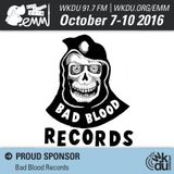 Bad Blood Records 2016 EMM
