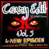 Dj Crazy Edits / Crazy Edits Vol.3