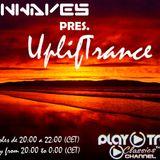 Twinwaves pres. UplifTrance 251 (03-09-2018)