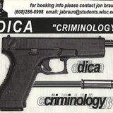 Dica - Criminology (1997 - Side B) - mixtape of atmospheric/chill drum & bass