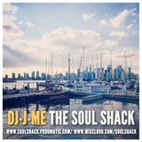 """The Soul Shack"" w/ DJ-J-ME (July 2016) aka Summer Sndtrk 2016 live @ dBar"