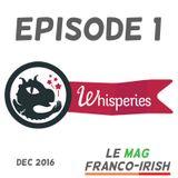 Le Mag Franco-Irish - Episode 1
