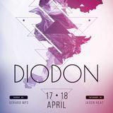 Jason Heat at Diodon 19 April
