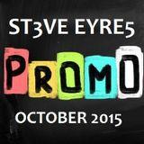 ST3VE EYRE5 - October 2015