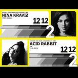 2014 KORNER 2ND YEAR ANNIVERSARY Acid Rabbit Live Mix