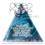 Deep Hype Sounds - Radio Broadcast - September 2014