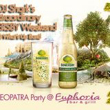 DJ Shark's Extraordinary SOMERSBY Weekend - Cleopatra Party - Euphoria Bar, Bansko 2014