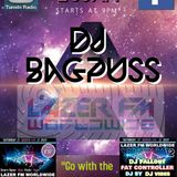 DJ Bagpuss live on Lazer FM 28 Jan 2017 - breakout session