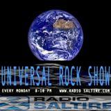 UNIVERSAL ROCK on Radio Saltire - Monday 19th November 2018