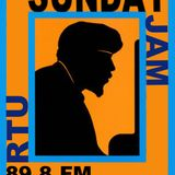 Sunday jam n°42-De Jam (James Stewart for RTU 89.8 fm)
