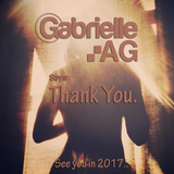 Gabrielle AG - The Last One Of 2016