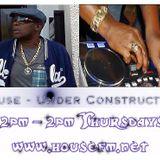DJ ROB BLAKE THE HOUSE THATS UNDER-CONSTRUCTION 19.6.2014