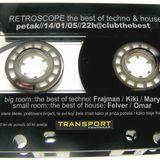 Mary @ Retroscope, Best Club, 14-01-2005