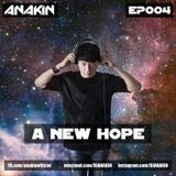 ANAKIN EPISODE 4 - A NEW HOPE