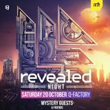 Maddix - Revealed Night ADE 2018 (21.10.2018)