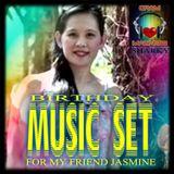 BIRTHDAY MUSICSET FOR MY FRIEND JASMINE