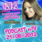 ACTIVE SOUND RADIO SHOW Podcast nº5 (21-06-2012)