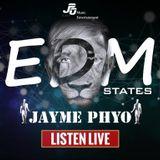 EDM States - DJ Jayme Phyo [Listen Live]