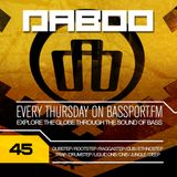 BASS TREK 45 with DJ Daboo on bassport.FM