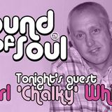 """Dean Anderson's Sound Of Soul ™ 27th December 2018 with Special Guest Karl """"Chalky"""" White"""