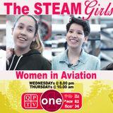 The STEAM Girls Women in Aviation