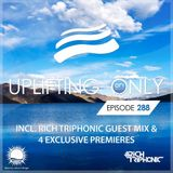Ori Uplift - Uplifting Only 288 (incl. Rich Triphonic Guestmix) (Aug 16, 2018)