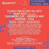 Stargazer openning act for HVOB @ Beamfest 2017
