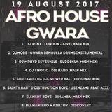 Gwara - Afro House Mix By DjMobe 2017-08-19