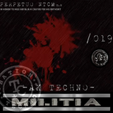 Recording PERPETUO NTCM m.s /019 factory sound Nation TECNNO militia