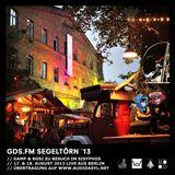 GDS.FM Show Nr. 47 (1/4) LIVE FROM SISYPHOS BERLIN: JULI N. MORE, HACHE, ROCKO GARONI & HYPNOREX