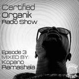 Certified Organik Radio Show Episode 3