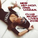 DJ Vik_Ü22_Hip Hop, RnB_Urban_Club Music_LIVEMIX 2016