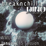 January Session '15 w. DINO Live @ WMUC FM