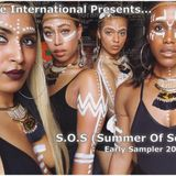 Freeze Intl - S.O.S (Summer Of Soca) Early Sampler 2016
