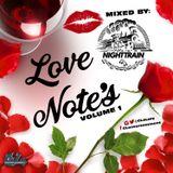 NIGHTTRAIN - Love Notes Vol. 1