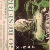 Xray - Go Beserk  Live @ Marshalls Sion Mills - Full Intelligence Mix 1994