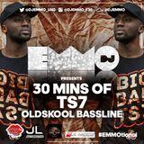 Dj Emmo Presents 30mins of TS7 #oldskool Bassline mix