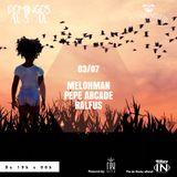 Pepe Arcade at Domingos al Soul by Rex Party 03.07.16