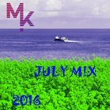 July Mix 2016 (mixed by MARV!N K!M)