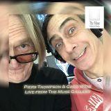 Portobello Radio Radio Show Ep 122, with Piers Thompson & Greg Weir: Never Too Much.