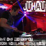 Live @ Drop Bass Not Bombs Part II  (Gabber crowd-pleasers)