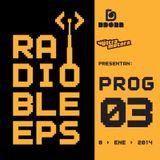 RADIO BLEEPS > PROGRAMA 3 > 8-ENE-2014 > KRAFTWERK (PARTE 1) + LA CHATARRA BLEEPS>03
