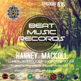 HANNEY MACKOLL PRES BEAT MUSIC RECORDS EP 616