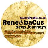 René & Bacus ~ SoultrainRadio.Co.Uk (Past, Present & Future Dance Show Sampler Part 2) (Sep 2016)